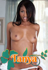 Tanya is already topless. Care to join?